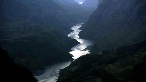 長江三峽的形成--宜昌到重慶三峽旅游介紹