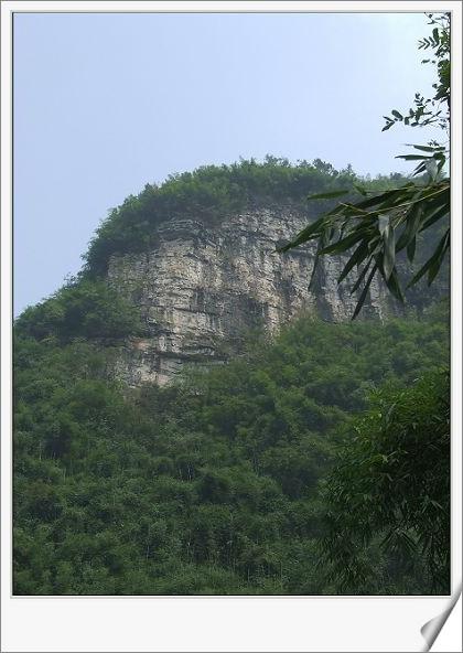 宜昌青龍峽風景區 宜昌青龍峽漂流