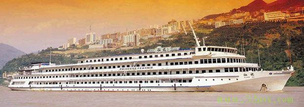 """皇家公主系列游轮包括""""仙妮""""、""""仙婷""""、""""仙娜""""三艘,其设施基本相同。 中国皇家公主系列""""仙妮""""、""""仙婷""""、""""仙娜""""轮是中外嘉宾饱览三峡奇景的最佳选择。这三艘姊妹船是长江三峡上唯一由国外(德国)建造的船型最长、载客量最大并且是中国首批挂牌的五星级系列游轮。"""